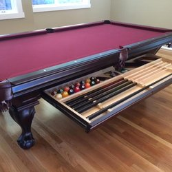 Sharks Pool Tables Photos Reviews Sporting Goods - Pool table rental atlanta