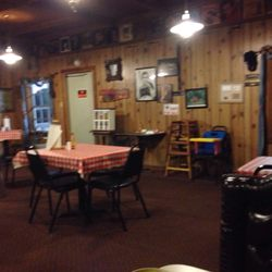 Photo Of Texas Barbeque Corral Mount Vernon Tx United States Dining Room