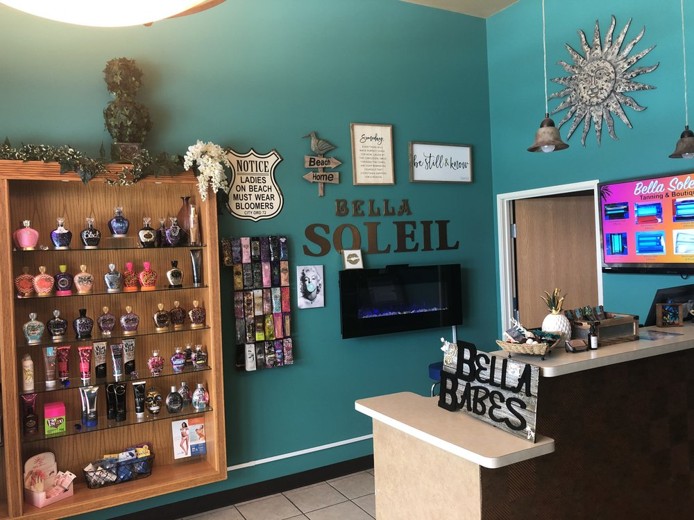 Photo of Bella Soleil Tanning & Boutique: Sartell, MN