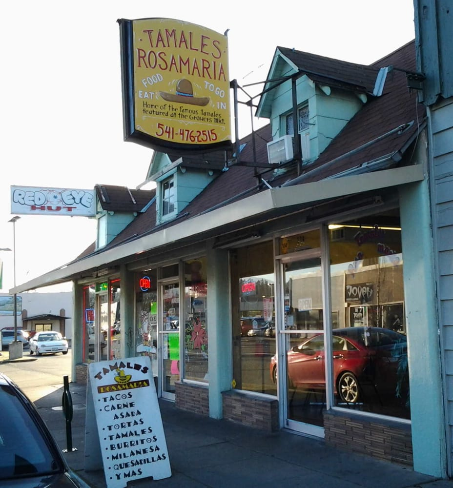 Tamales Rosa Maria: 774 SW 6th St, Grants Pass, OR