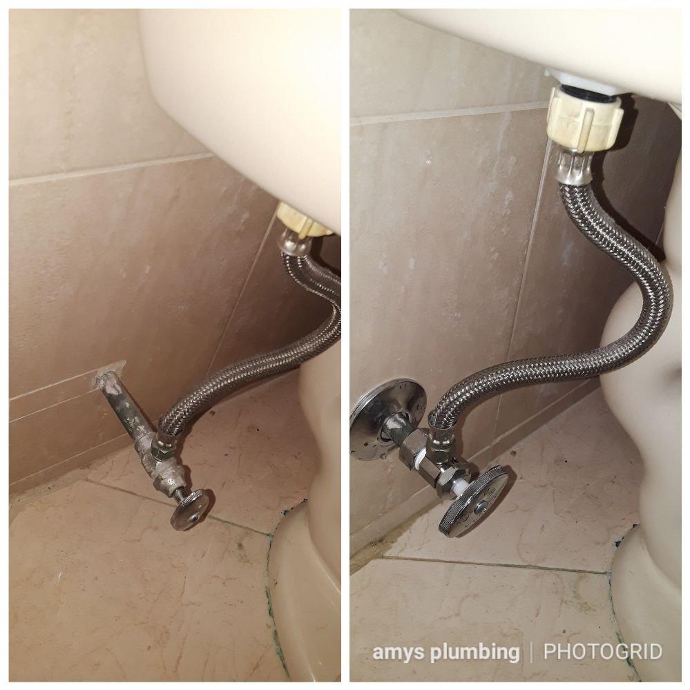 Amy's plumbing