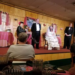 Sleuths Mystery Dinner Show Information and Shopping Tips: