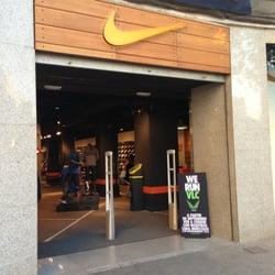 tienda nike valencia