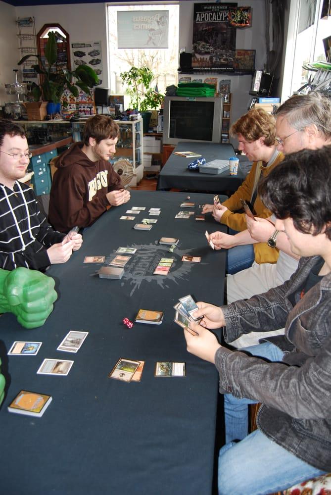Pegasus Games: 1100 SW 3rd, Corvallis, OR