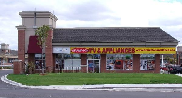 brampton tv and appliances