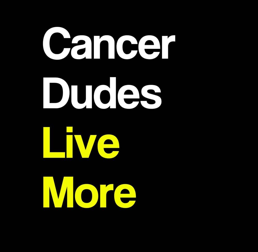Cancer Dudes Live More: 57 Cleveland St, Arlington, MA