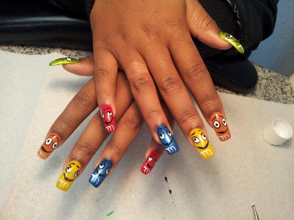 Mm Nail Art By By Sactown Nails And Sactown Nail Spa Yelp