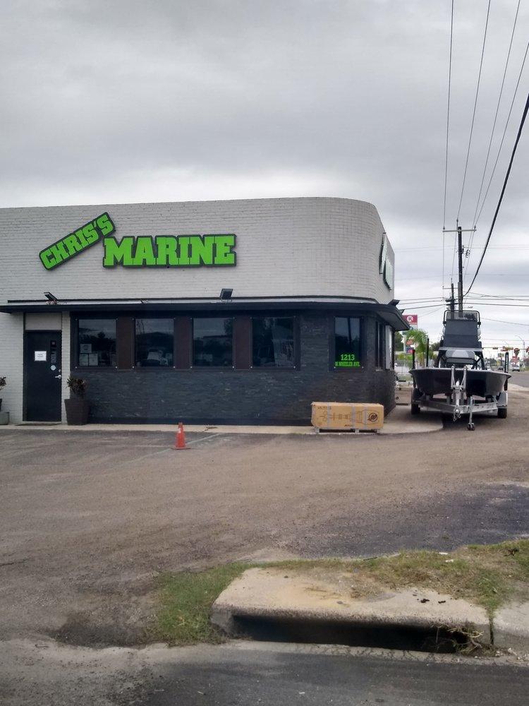 Chris's Marine: 1213 W Wheeler Ave, Aransas Pass, TX