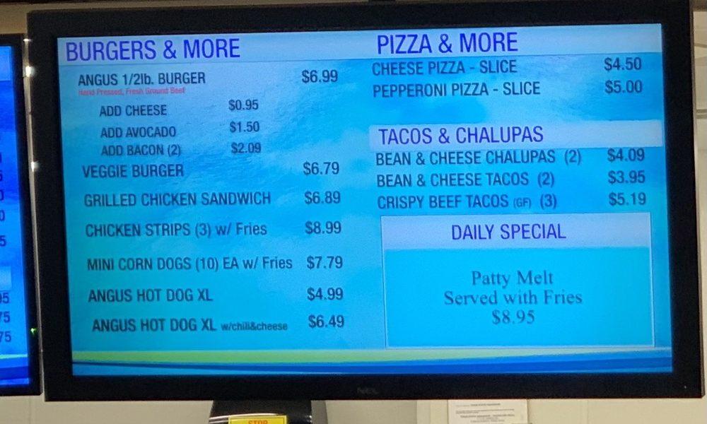 Pepsi Shoreline Grill: 2710 N Shoreline Blvd, Corpus Christi, TX