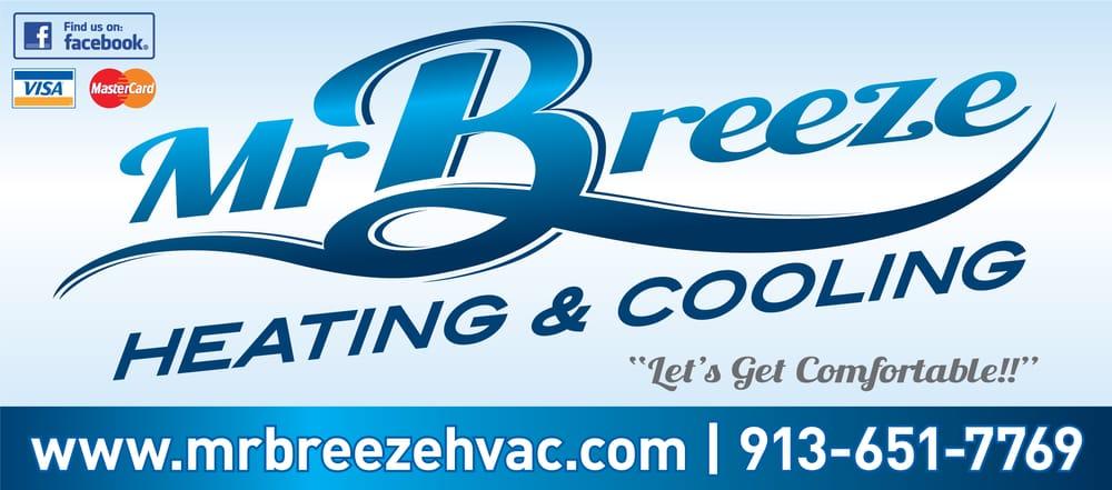 Mr Breeze Heating and Cooling: 1296 Eisenhower Rd, Leavenworth, KS