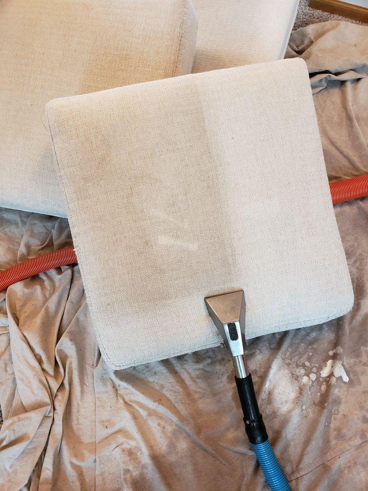 Northwest Carpet & Upholstery Cleaners: 11090 18th Pl NE, Saint Michael, MN
