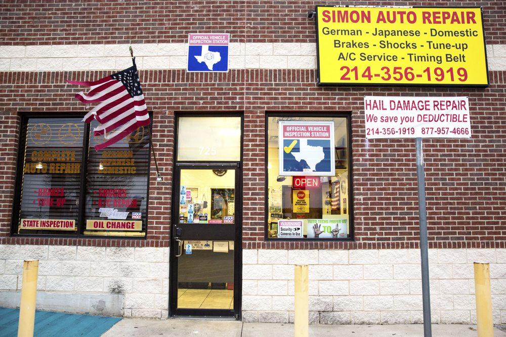 Simon Auto Repair