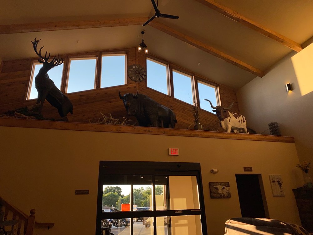 Newcastle Lodge & Convention Center: 22918 US-85, Newcastle, WY