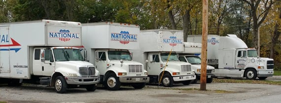 Southern Illinois Movers: 301 N Chestnut St, Du Quoin, IL