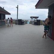 Big Beach Photo Of Ponquogue