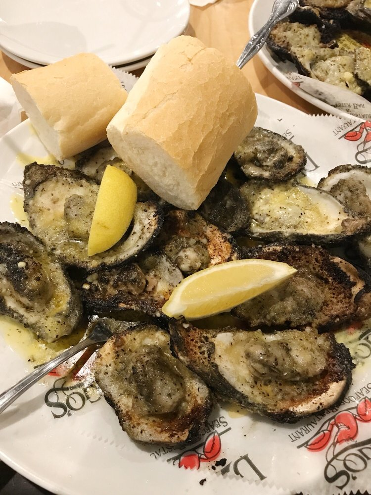 Photo Of Drago S Seafood Restaurant Metairie La United States