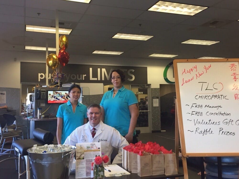photo of tlc chiropractic garden grove ca united states partnering with 24 - 24 Hour Fitness Garden Grove