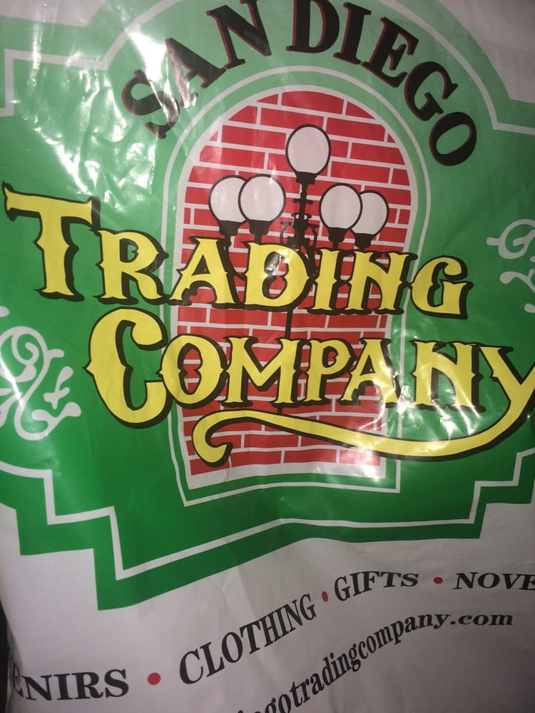 San Diego Trading Company Souvenir Shops 1640 Camino