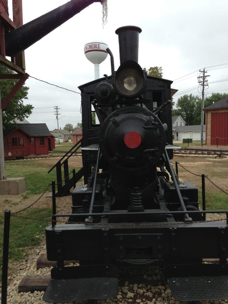 Fennimore Railroad Historical Society Museum: 610 Lincoln Ave, Fennimore, WI