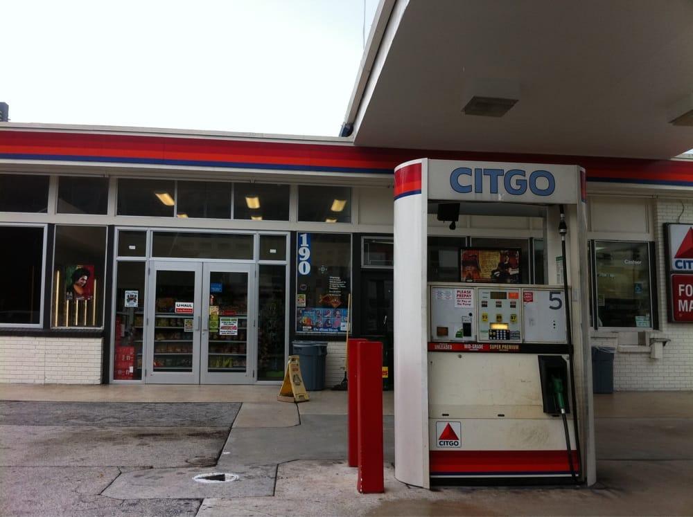 Citgo Service Station: 190 SW 8th St, Miami, FL