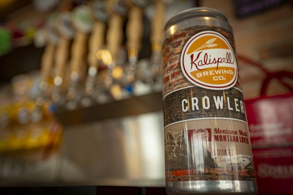 Kalispell Brewing Company: 412 Main St, Kalispell, MT