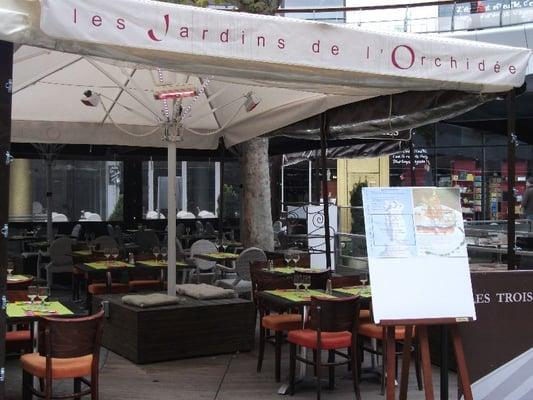 Les Jardins de l\'Orchidée - 2 Place de Lisbonne, Montpellier, France ...