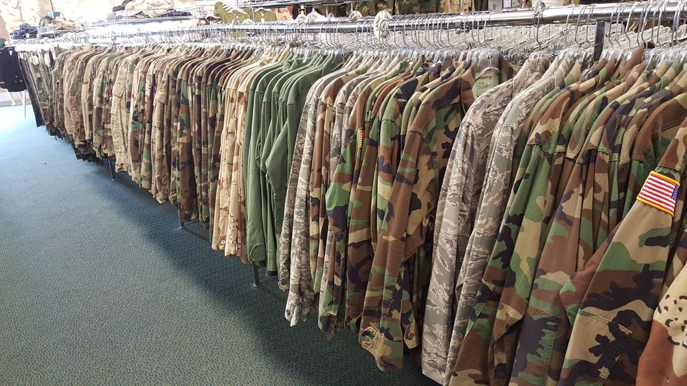 Army Navy Warehouse: 302 E Main St, Grand Prairie, TX