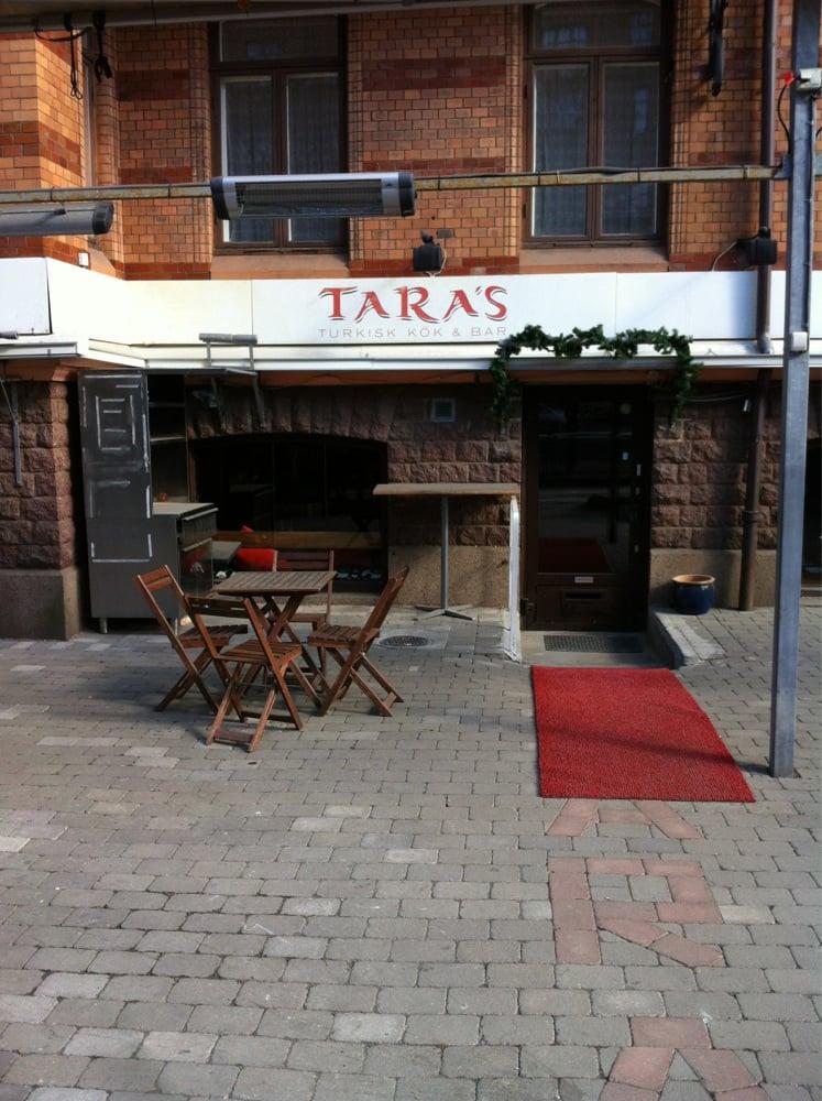 Tara's Det Turkiska Köket
