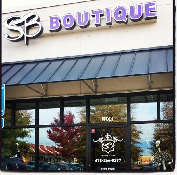 SB Boutique: 2750 Chapel Hill Rd, Douglasville, GA