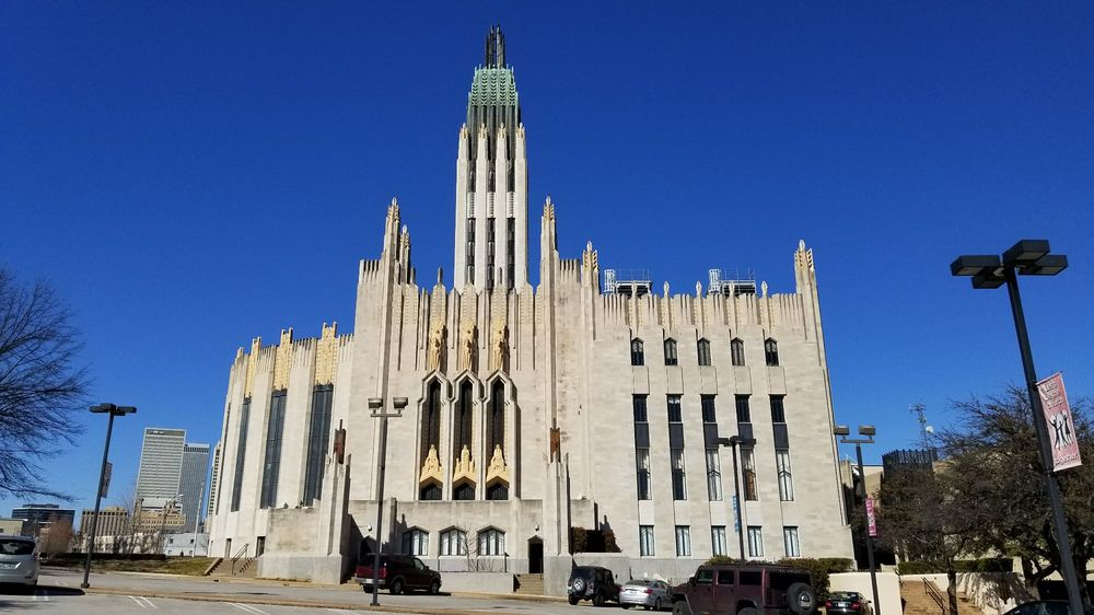 Tours of Tulsa