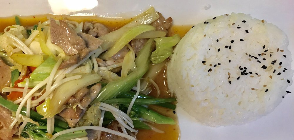 Chalerm Thai Cuisine: 2715 Row River Rd, Cottage Grove, OR