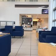 Dealership Salesman Side With Photo Of Watson Chevrolet   Murrysville, PA,  United States. Customer Waiting Area Looking ...