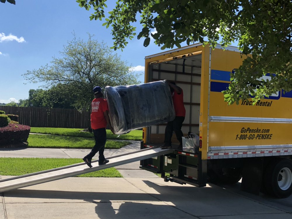 Best Choice Movers & Packers: PO Box 14791, Humble, TX
