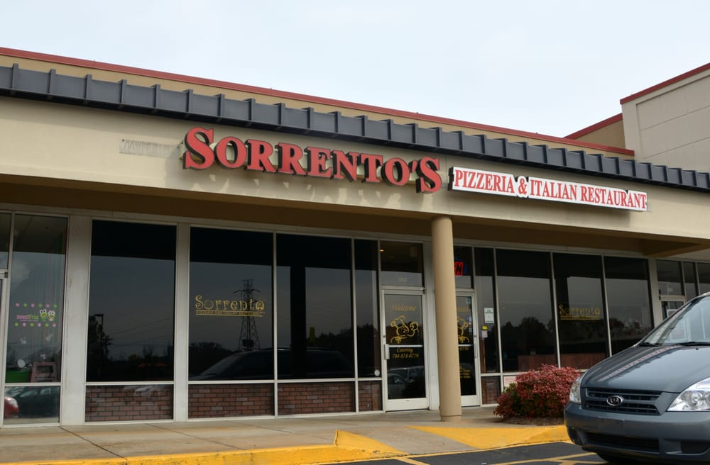 Restaurants Italian Near Me: Sorrento Pizzeria & Italian Restaurant
