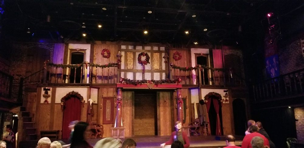 photo of atlanta shakespeare company atlanta ga united states the set decorated