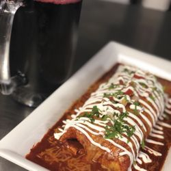 Photo Of El Meson De Mi Tierra Fallbrook Ca United States Burrito