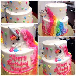 La Bella Rosa Bakery  Photos   Reviews PatisserieCake - Birthday cake barbara