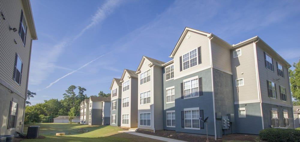 Monterey Village Apartments Jonesboro Ga