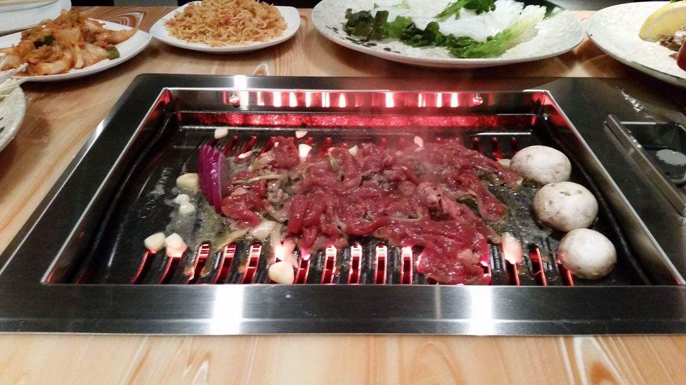 Amber Japanese Steak House: 2550 S Douglas Hwy, Gillette, WY