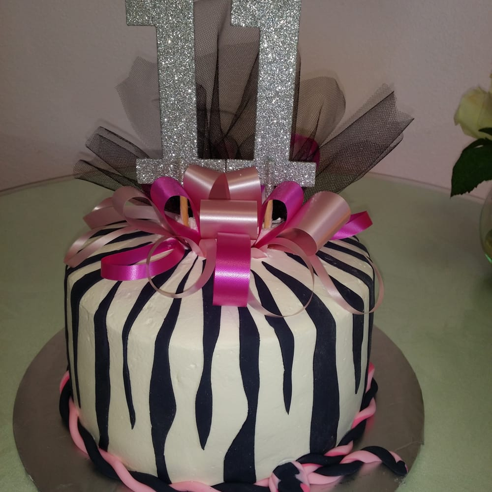 Zi bra print cake yelp - Oliveras quart ...