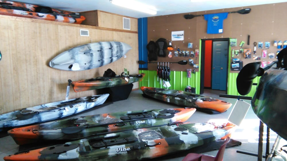 Bob's Up The Creek Outfitters: 115 Sprouse Dr, Amherst, VA