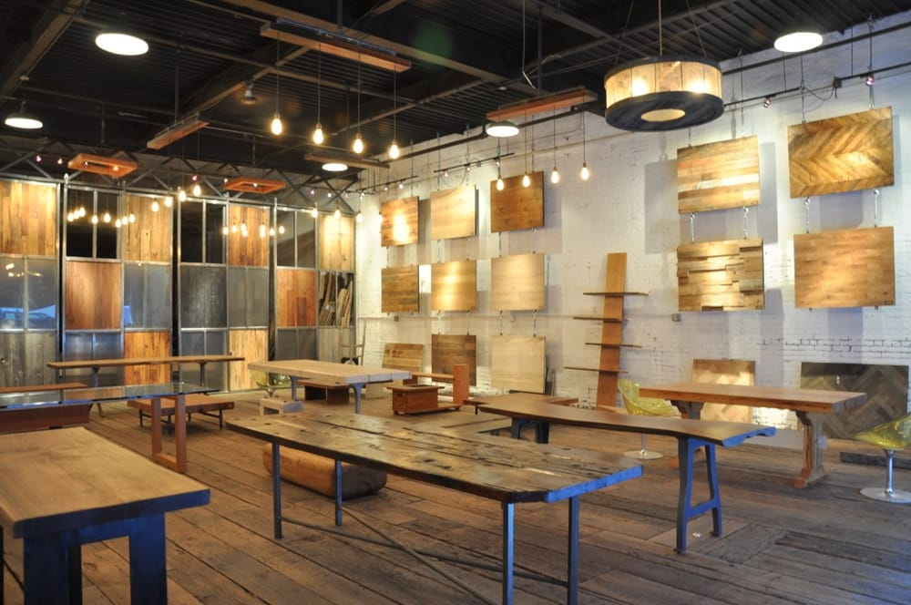Mark jupiter 35 photos 10 reviews furniture stores 191 plymouth st dumbo brooklyn ny for Modern showroom exterior design