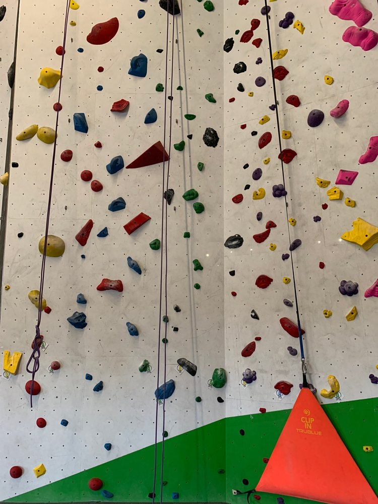 Social Spots from Approach Climbing Gym