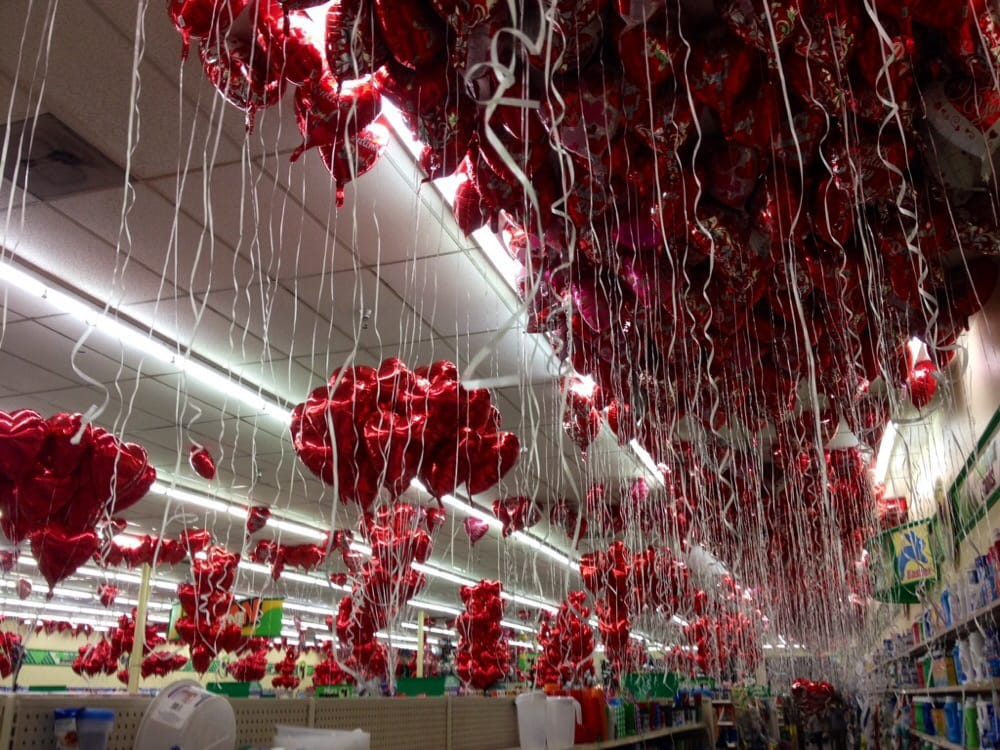 photo of dollar tree santa ana ca united states hundreds of valentines