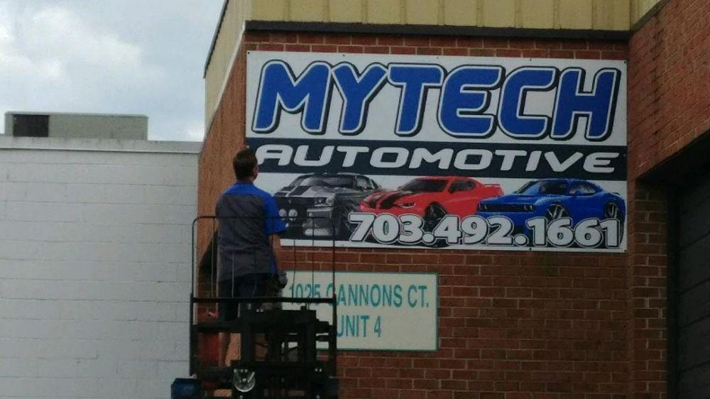 Mytech Automotive: 1025 Cannons Ct, Woodbridge, VA