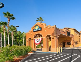 Days Inn by Wyndham Orange Park/Jacksonville: 4280 Eldridge Loop, Orange Park, FL