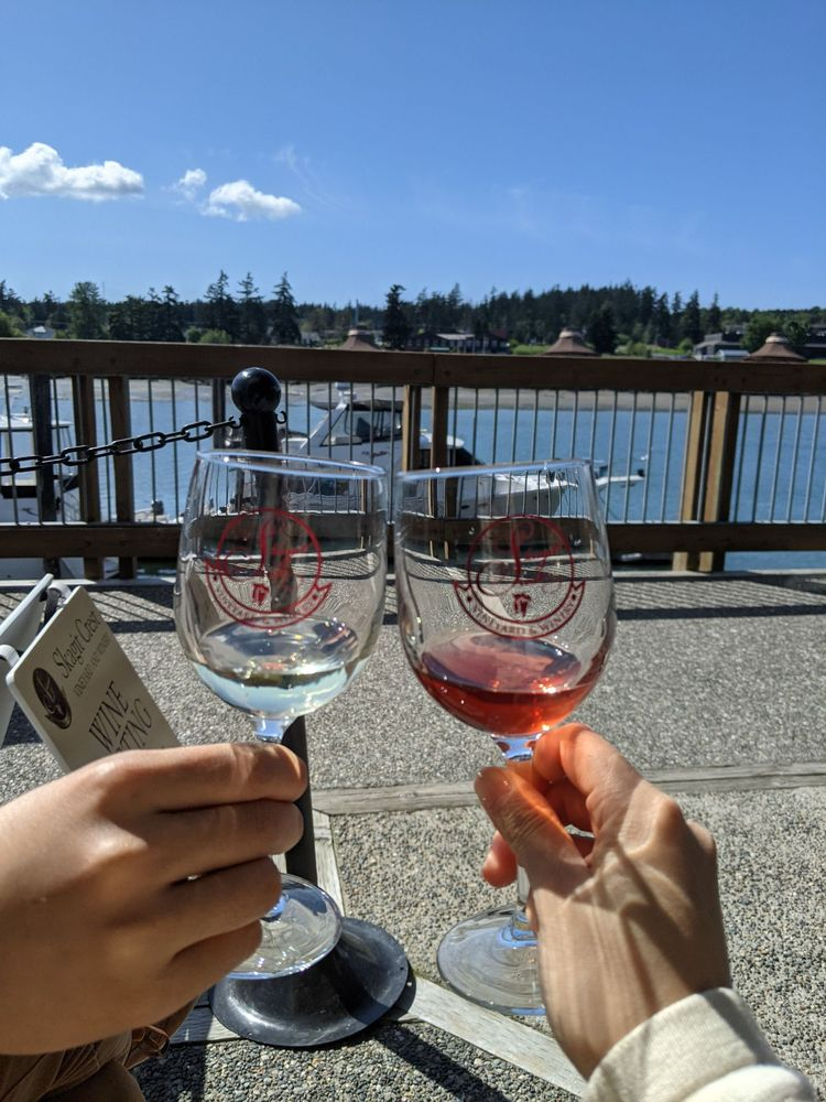 Skagit Crest Vineyard & Winery: 105 N 1st St, La Conner, WA