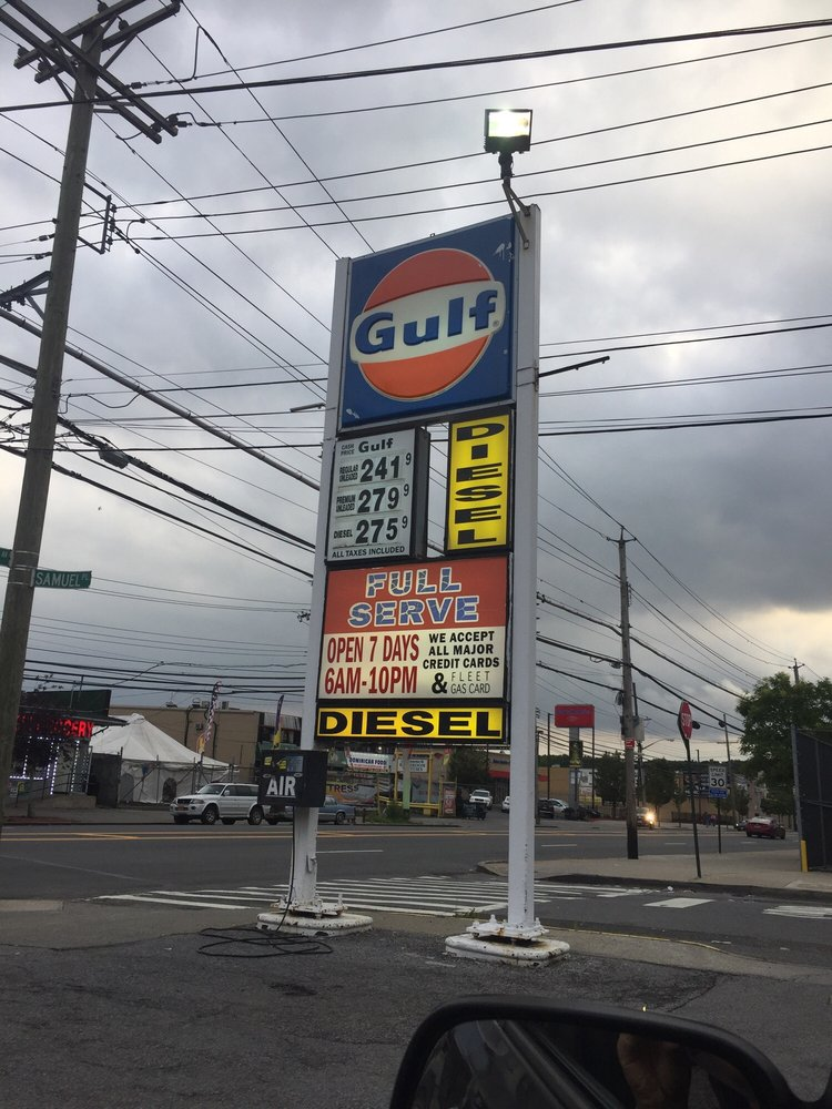Gulf Gas: 2151 Forest Ave, Mariners Harbor, NY