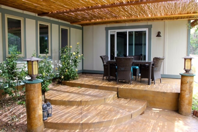 Photo Of Cali Bamboo   San Diego, CA, United States. Patio Cover Using