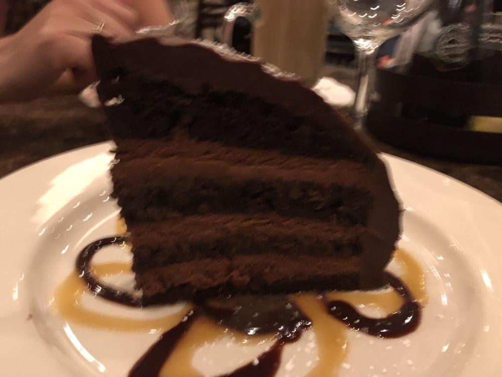 Chocolate Sambuca Cake